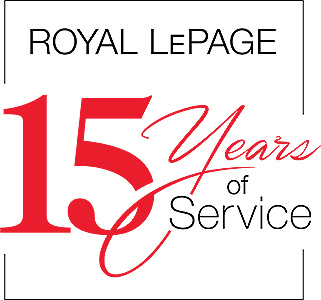 Royal LePage 15 Years of Service