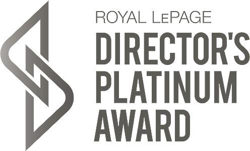 Royal LePage Director's Platinum Award