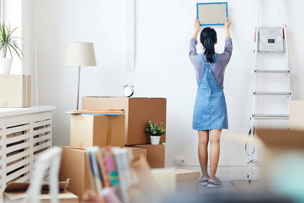 Start the New Year by Decluttering your Home