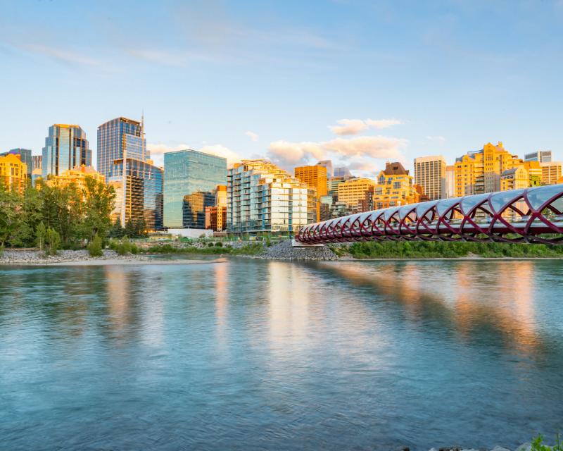 Bridgeland Riverside Calgary Alberta