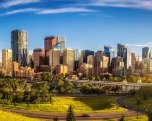 Chaparral Calgary Alberta