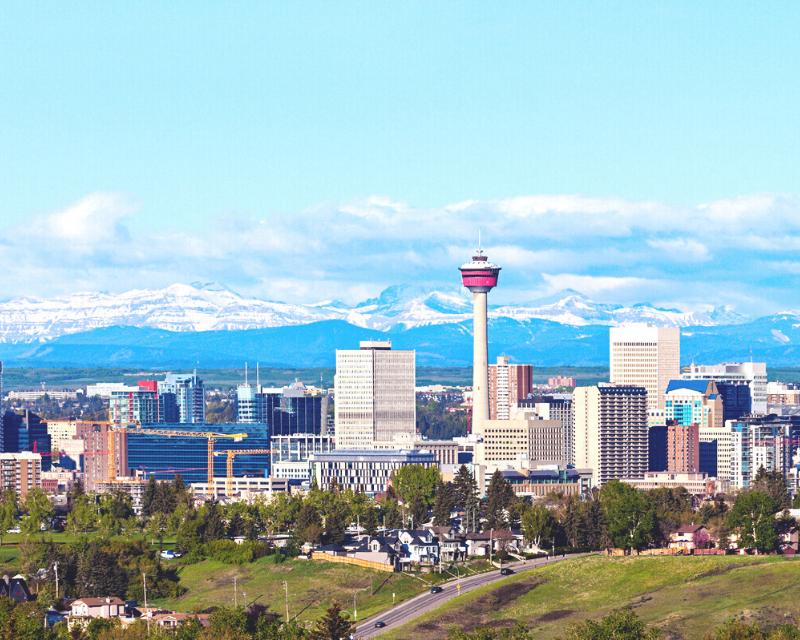 Millrise Calgary Alberta