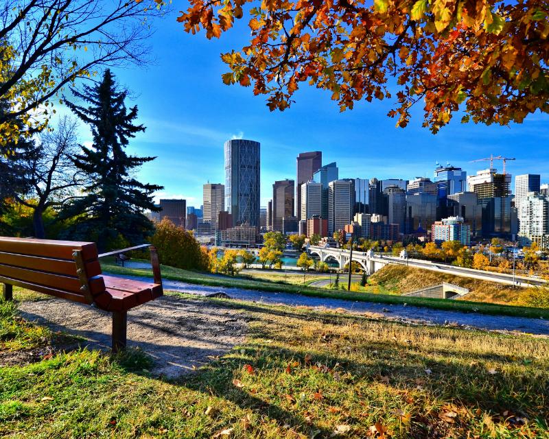 Point McKay Calgary Alberta