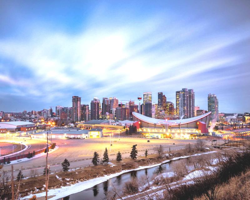 Saint Andrews Heights Calgary Alberta