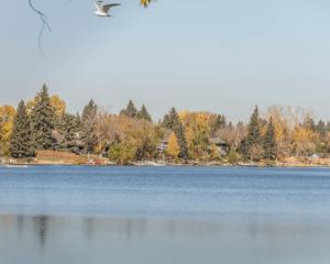 Lake Bonavista Calgary Alberta