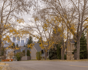 Strathcona Park Calgary Alberta